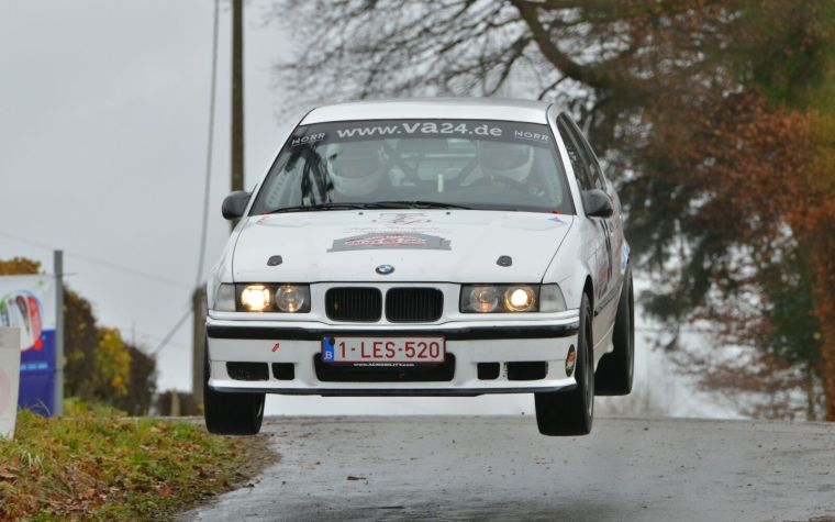 Interview mit Jérôme Heinen (Rallyefahrer)