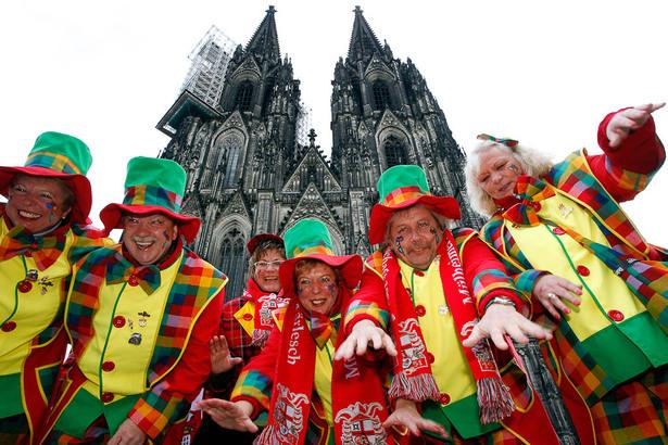 Top 5 der größten Karnevalstrends 2018