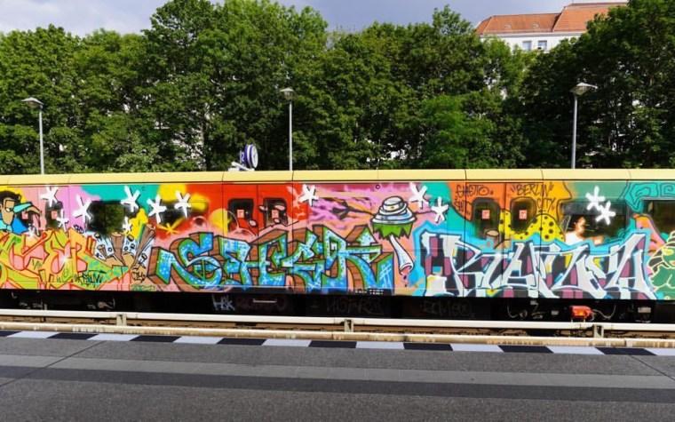 Grafitti: mehr Kunst als Verbrechen?