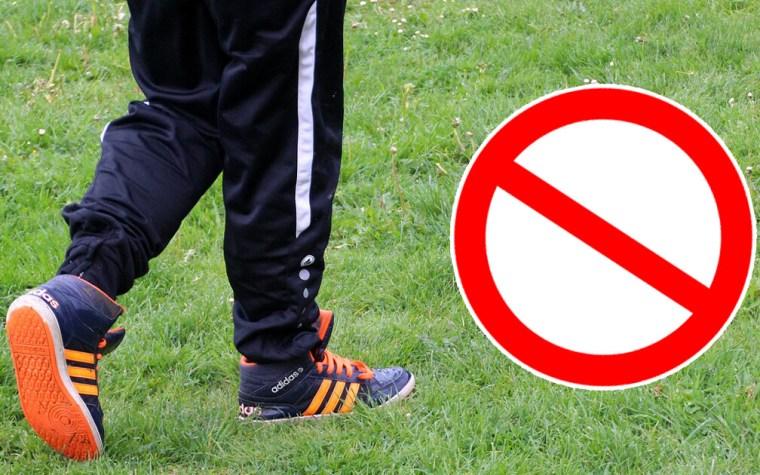 Wer eine Jogginghose trägt, hat die Kontrolle über sein Leben verloren