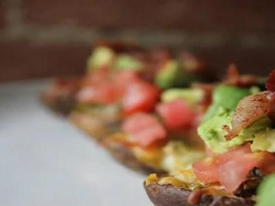 Mexican Potato Skins