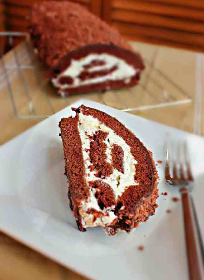 Chocolate Swiss Cake
