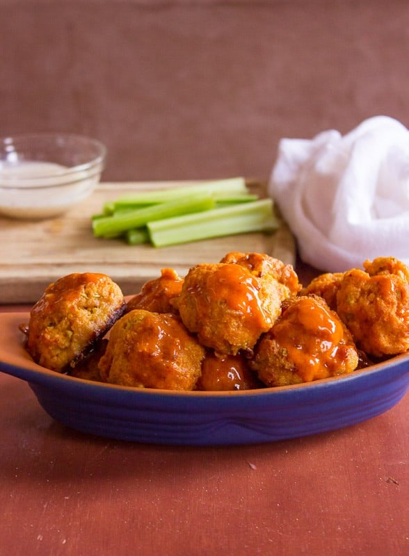 Buffalo Chicken Balls