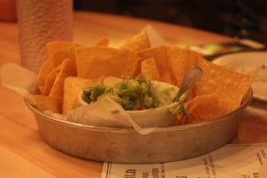 The Guacamole. Oh my....