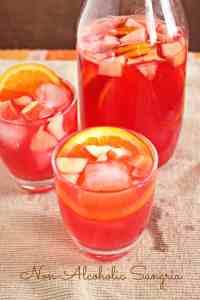 Non Alcoholic Sangria