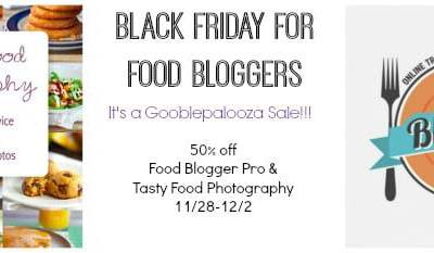 Important Resources For Food Bloggers
