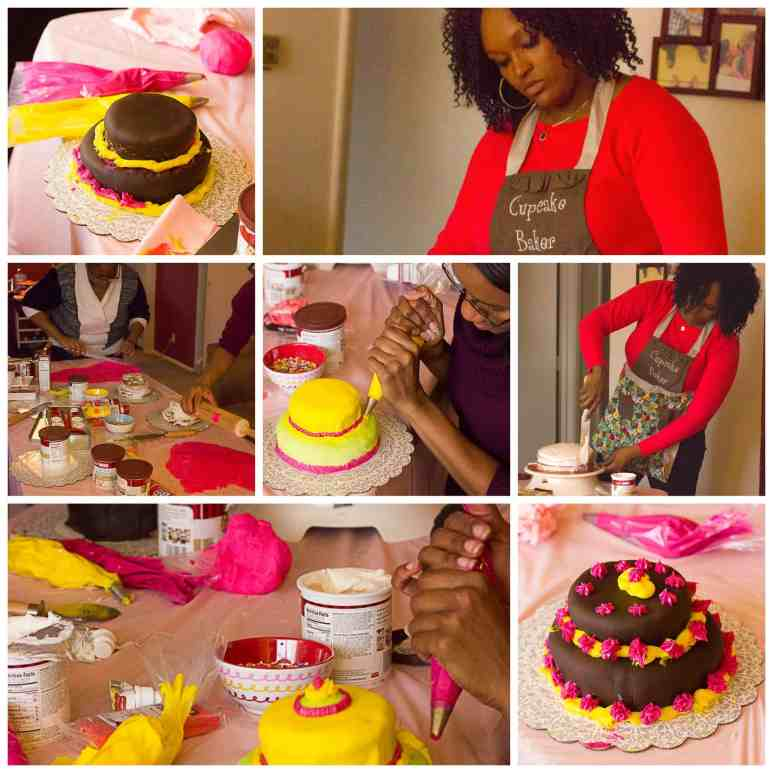 Cake Boss Cake Party