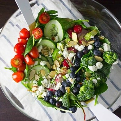 Superfood Detox Salad Recipe