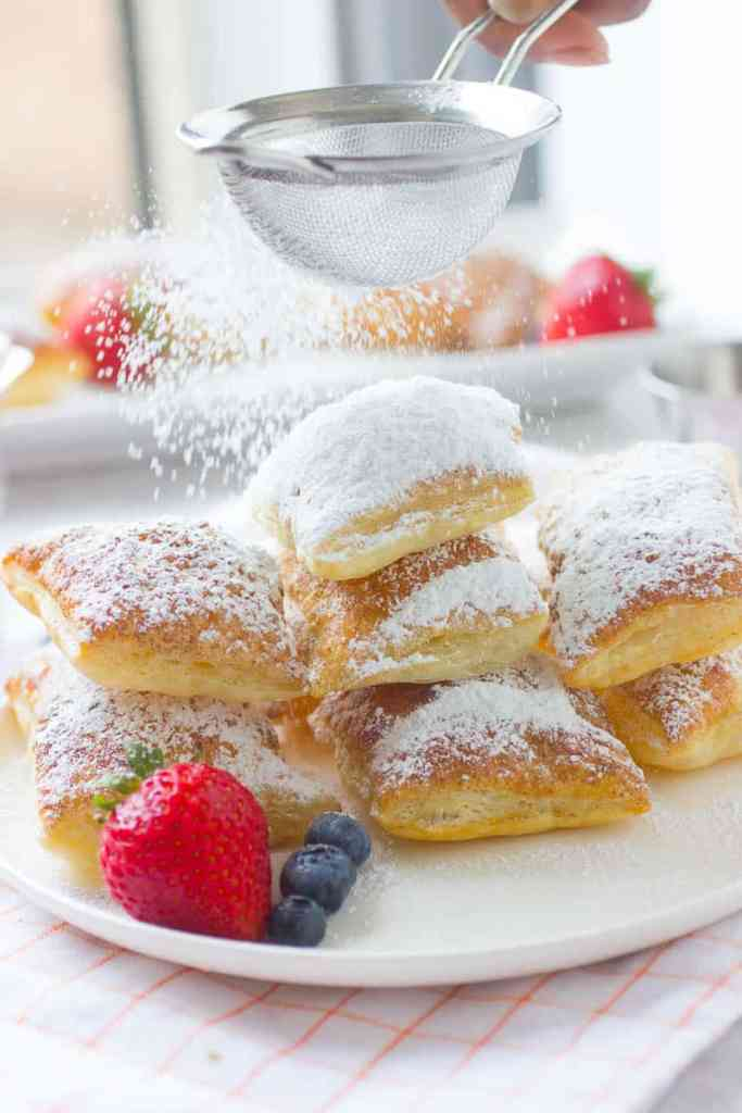 Puff Pastry French Toast