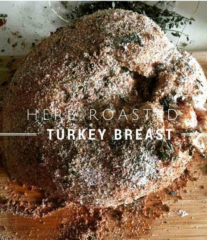 Herb Roasted Turkey Breast Recipe