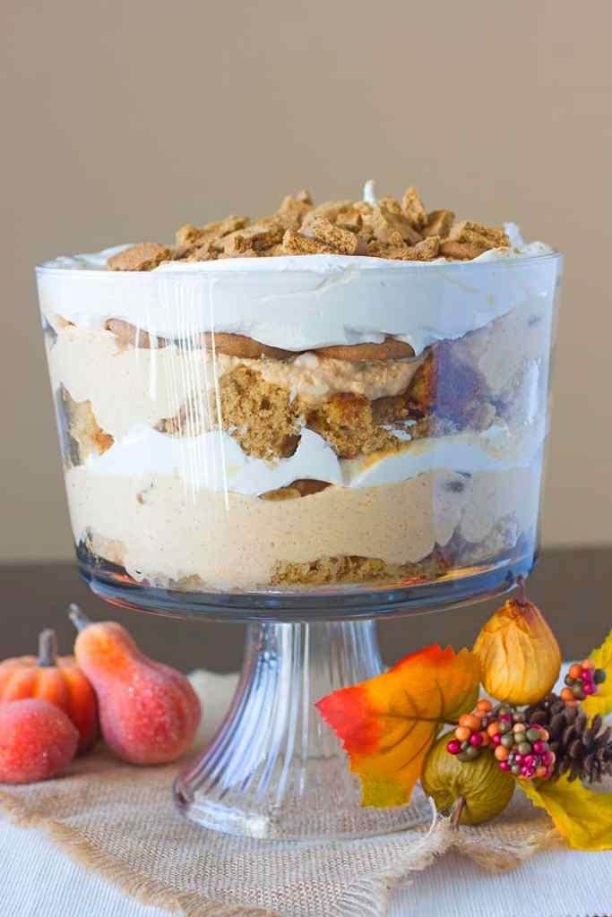 Pumpkin Trifle Recipe