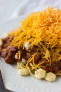 3-Way Cincinnati Chili