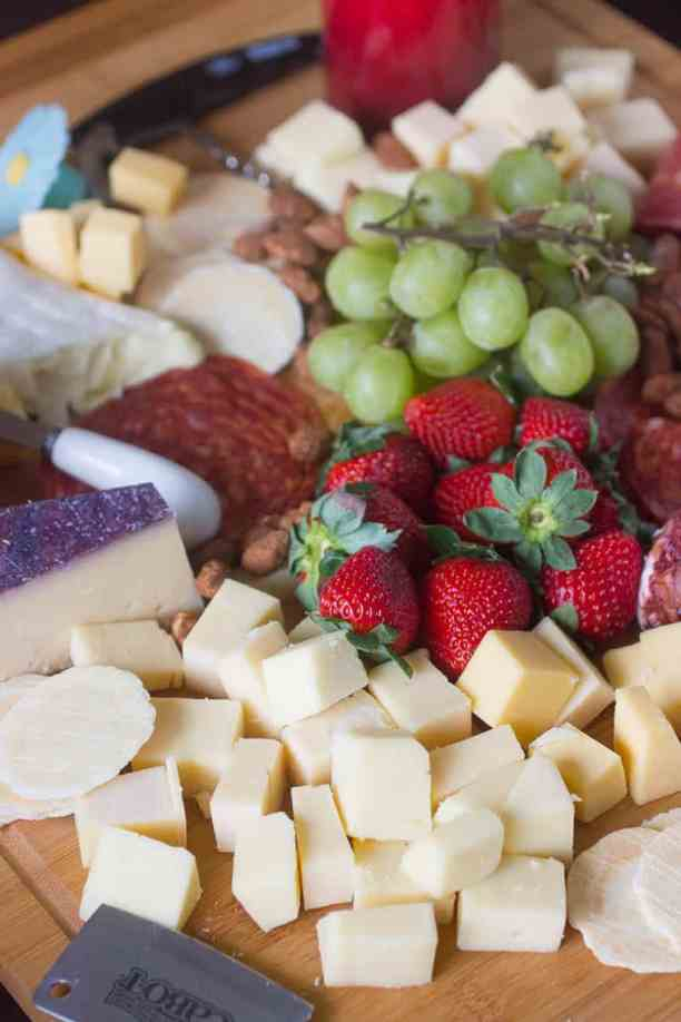 How To Make a Cheese a Platter