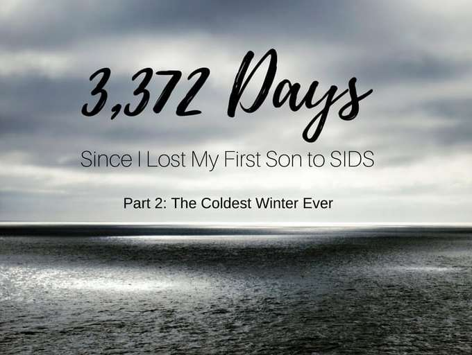 3, 372 Days Since I Lost My 1st Son to SIDS