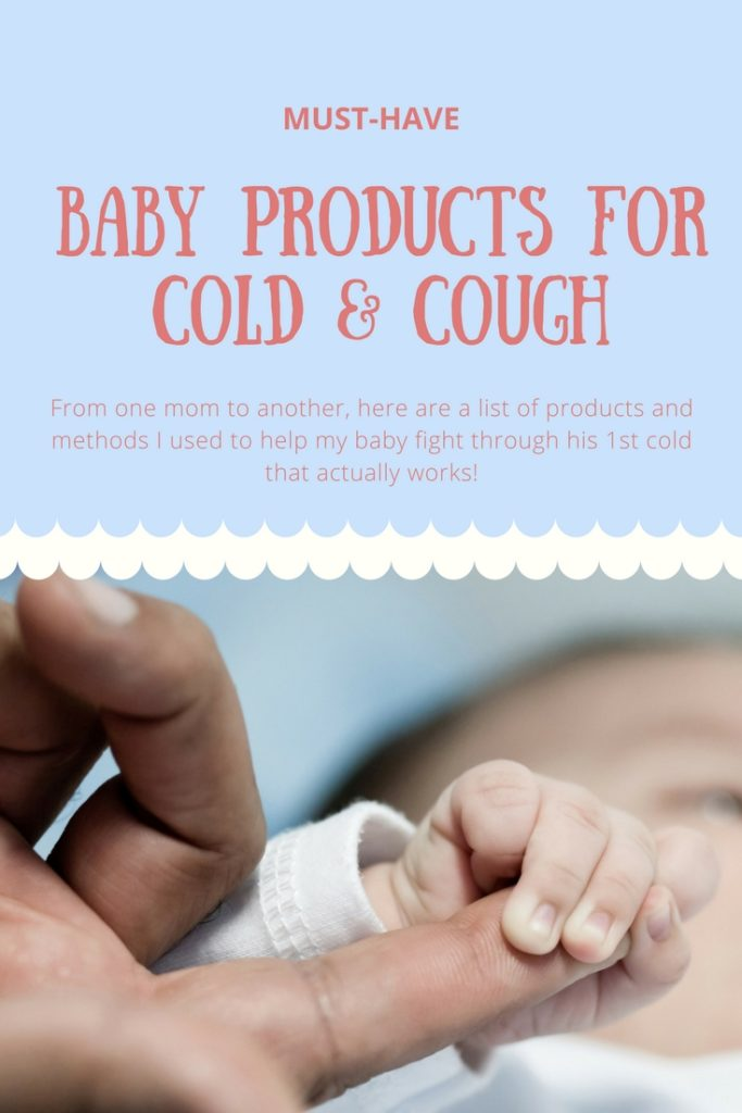 Baby Products for Colds and Coughs