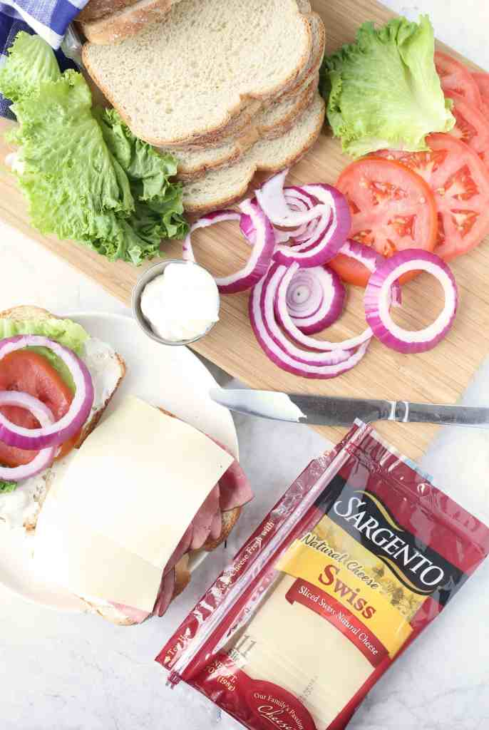 Classic Roast Beef Sandwich