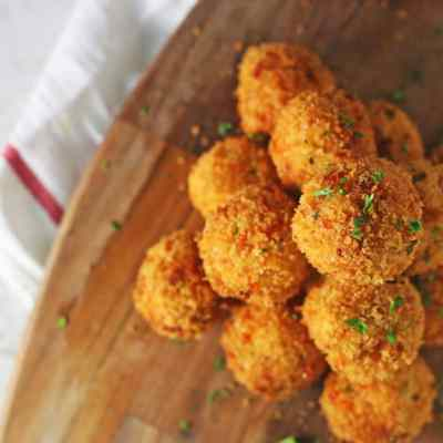 Leftover Thanksgiving Balls Recipe
