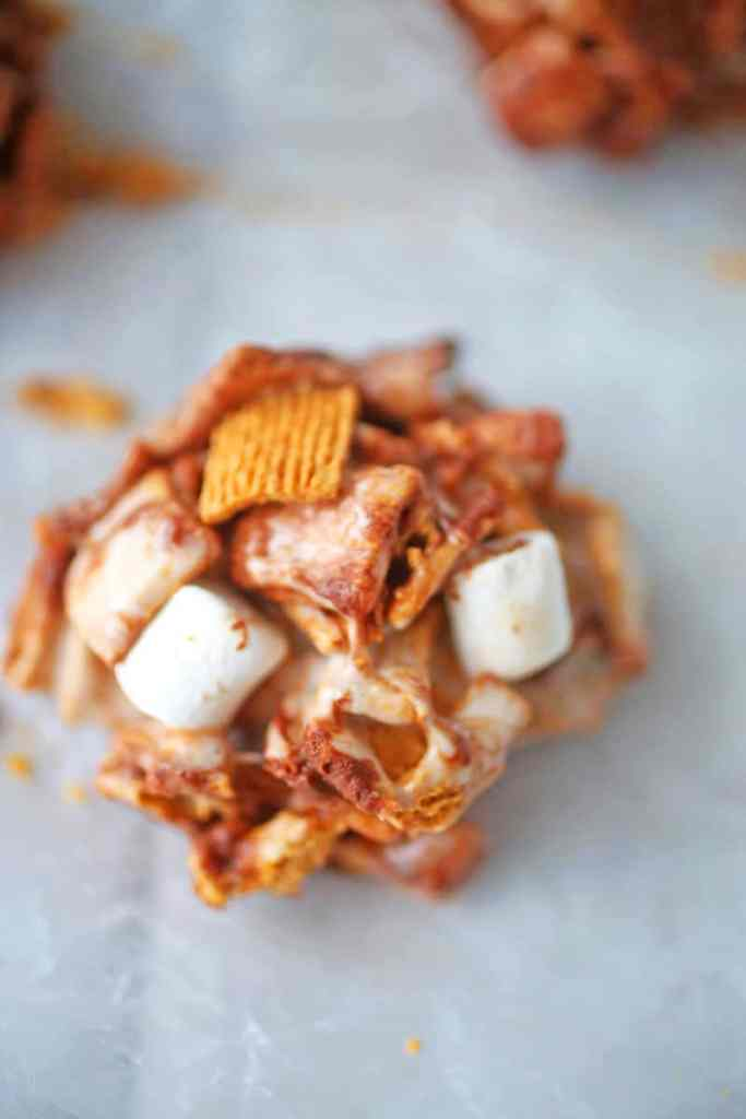 Golden Grahams S'mores Cereal Clusters