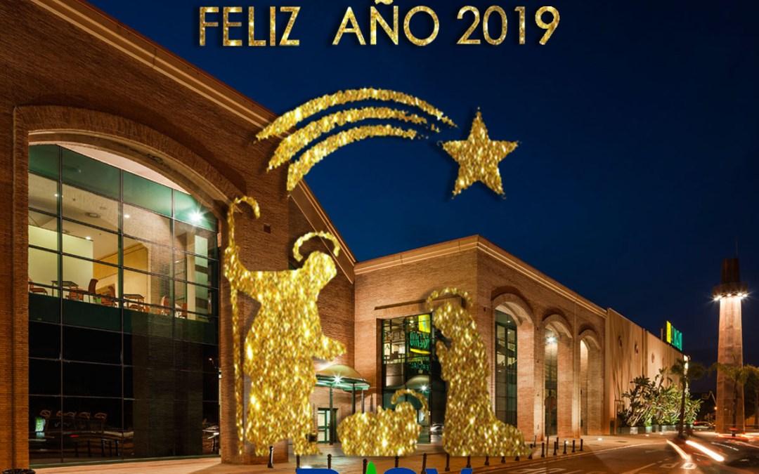 BSV Arquitectos os desea muy feliz Navidad y muy feliz 2019!