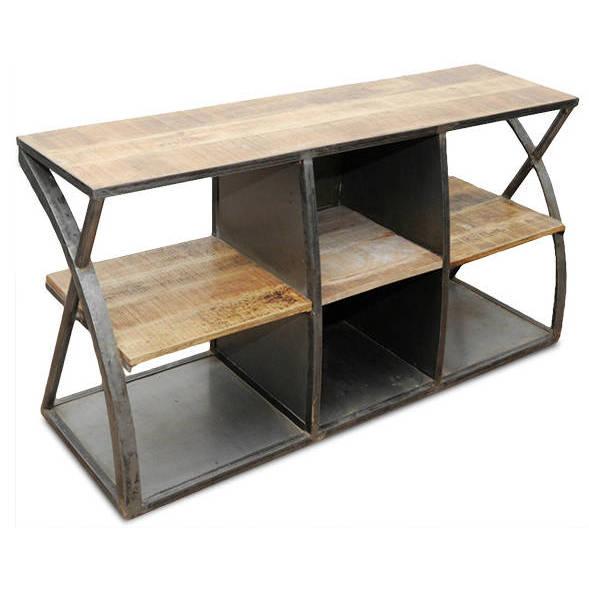 meuble vintage industriel bsv metal