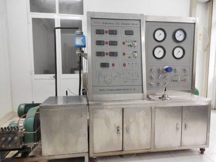 Supercritical fluid extraction system