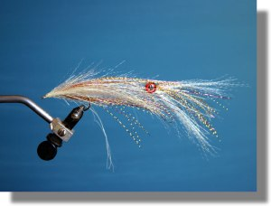 What flies - Tuna Kahuna Squid