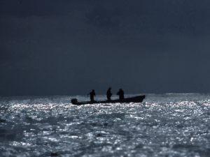 Search for Toy Boat 2 - San Martin skiff fishermen capturing the spirit