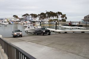 Dana Point Harbor Launc Ramp