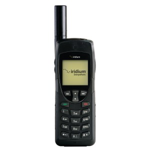 Being Heard - Iridium 9555 Satellite Phone
