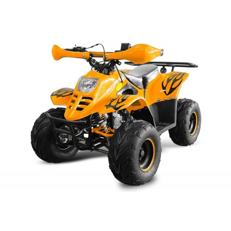bigfoot rg7 125cc automatic btc motors