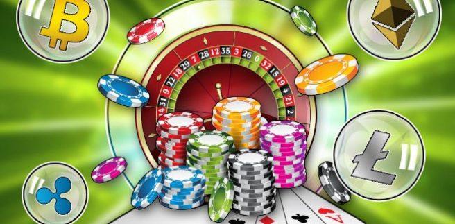 bitcoin casino free slots)