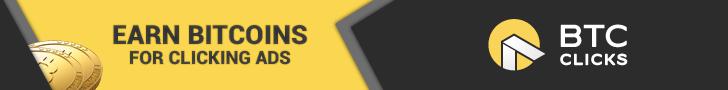 Banner de BTCClicks.com