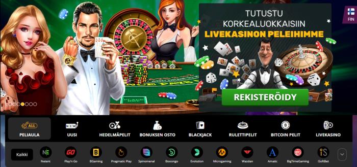 Karamba bitcoin casinon bonuskoodi 2020