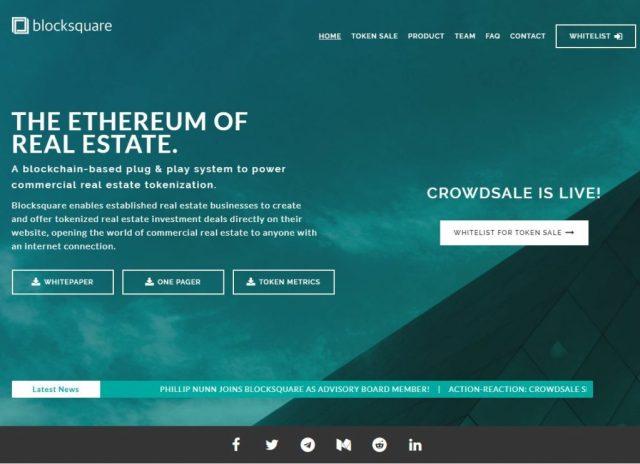 Blocksquare whats to come