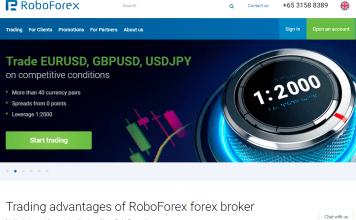 roboforex btc handelen