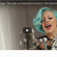 The Lady Is a Tramp #Gaga