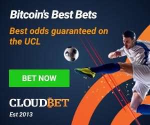 Nfl football bitcoin odds