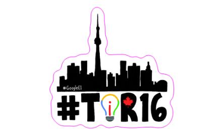 Our Toronto 16 Logo!