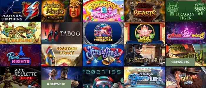 Oshi casino login