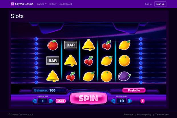 Können Sie bitcoin Spielautomaten bei 18 tun