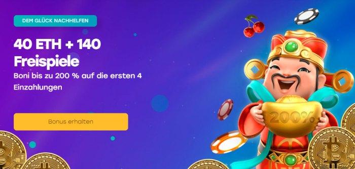 Ganar dinero bitcoin Kasino online