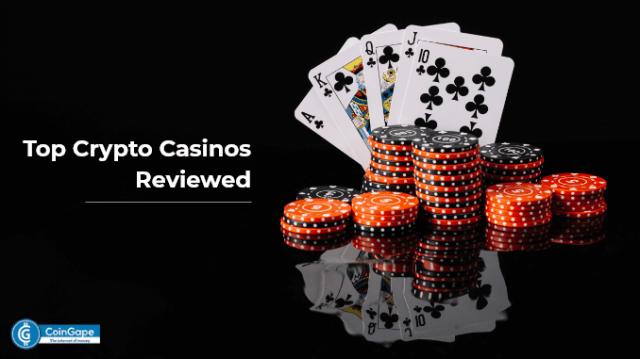 Bitcoin casino sites 5 punnan talletus
