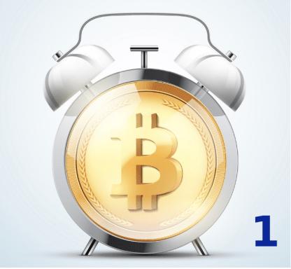 Bitcoin address alarm