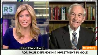 Ron Paul on Bitcoin