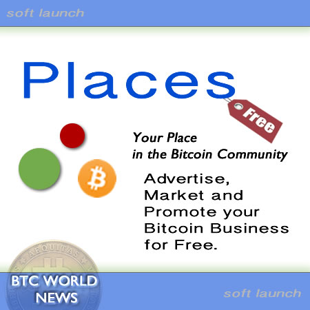 Places – Your Place in the Bitcoin Community