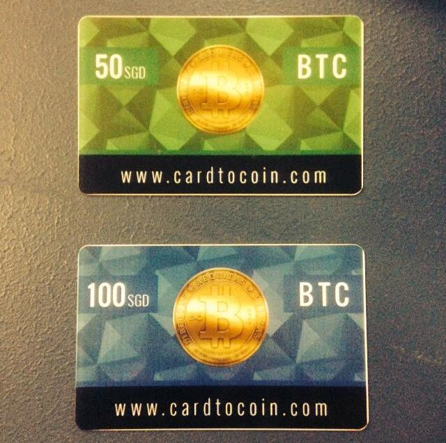 Singapore's 8pip to Sell Prepaid Bitcoin Cards at Retailers