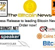Bitcoin News Network – 9 leading Bitcoin News websites partnering for Press Releases !