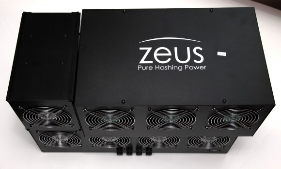 First Impressions From the New Lower Power Usage ZeusMiner Scrypt ASICs