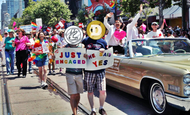 San Francisco Crypto Fans Happy and Gay After SnapCard Announcement