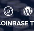 Coinbase Tip WordPress Plugin